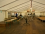 Tent poetsen